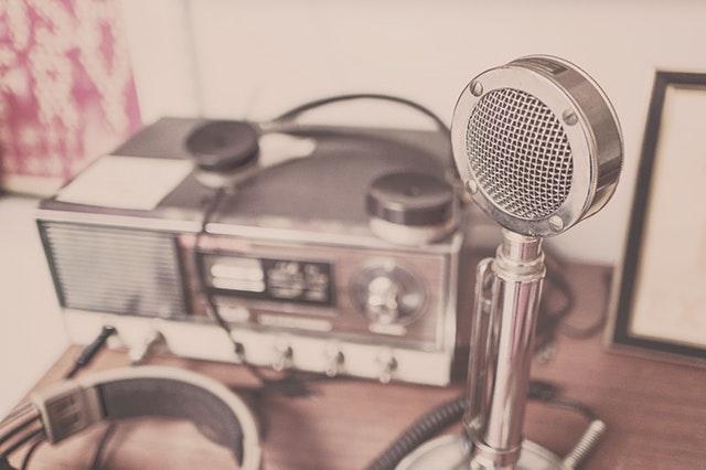 Első rádió interjú :)