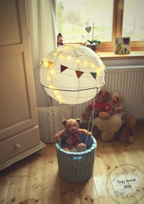 DIY hőlégballon