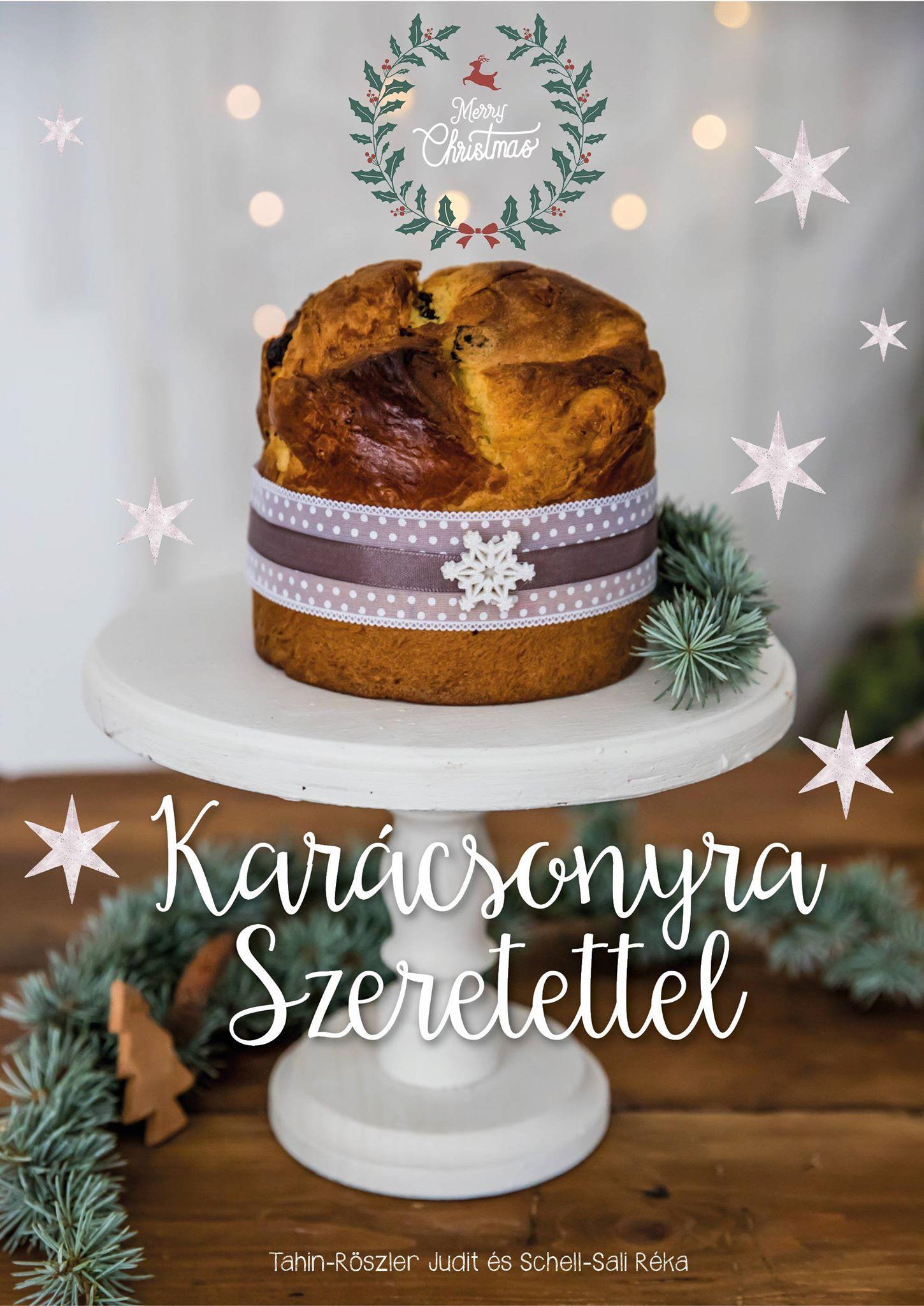 E-book – Karácsonyi receptfüzet